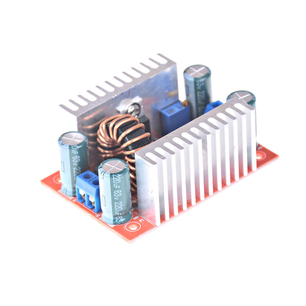400W DC-DC Step Down Buck Converter Adjustable Power Supply Module LED Driver for Arduino цена 2017