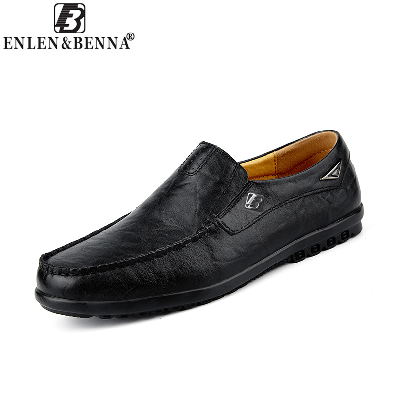 Men's Casual Shoes Fashion Summer Style Soft Moccasins Loafers High-Quality Genuine Leather Gommino Driving Zapatos Chaussure 2017 sv brand fashion summer spring soft moccasins men loafers high quality genuine leather shoes men flats gommino driving shoe