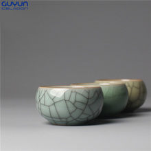 ФОТО tea cup chinese tea set longquan celadon ge kiln small porcelainl tea bowl