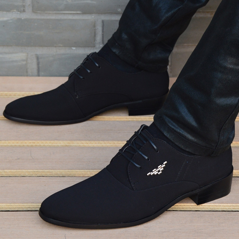 2018 Men Flat Shoes Quality New Style Cloth Men Loafers Solid Breathable Men Driving Shoes men