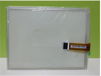 New 12.1 inch 8 line resistance type industrial touch panel AMT9534 268MM*204MM free shipping amt98439 amt 98439 hmi industrial input devices touch screen panel membrane touchscreen amt 4pin 10 4 inch fast shipping