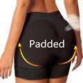 Padded Panties Butt Lifter Control Panties Butt Enhancer Lift Hot Body Shapers Sexy Seamless Panties Push Up Women's Underwear