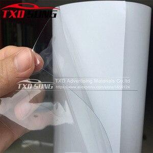Image 1 - 10/20/30/40/50/60 cm x 152 cm/lot rhino 스킨 카 범퍼 후드 페인트 보호 필름 스타일링 비닐 투명 투명 필름