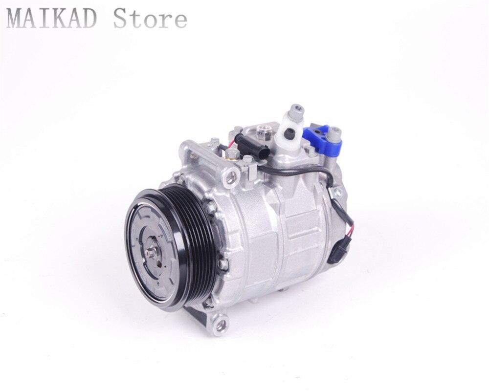 Air Conditioning Compressor for Mercedes Benz W215 CL500 CL600 CL55 CL65 A0012300011|A/C Compressor & Clutch| |  - title=