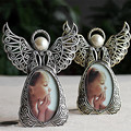 Wedding decoration alloy Photo frames angel picture frame home decoration marco de fotos kids birthday gifts foto decor ADD