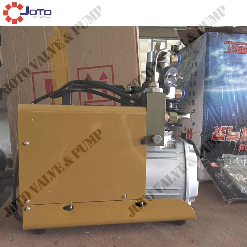 2pcs High Pressure Electric Pump PCP Air Compressor for Paintball Air Rifles