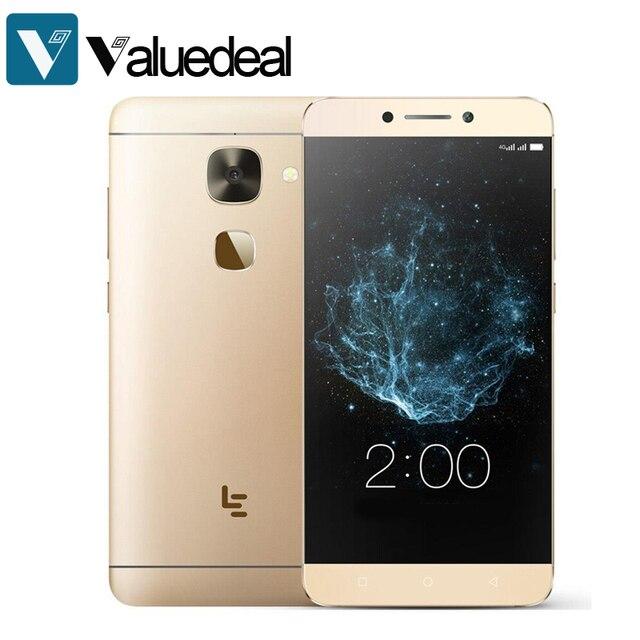 Оригинальный LeTV LeEco Le S3 x626 5.5 дюймов 4 г LTE смартфон helio X20 Дека core 4 ГБ Оперативная память 64 ГБ Встроенная память 21.0 МП мобильного телефона