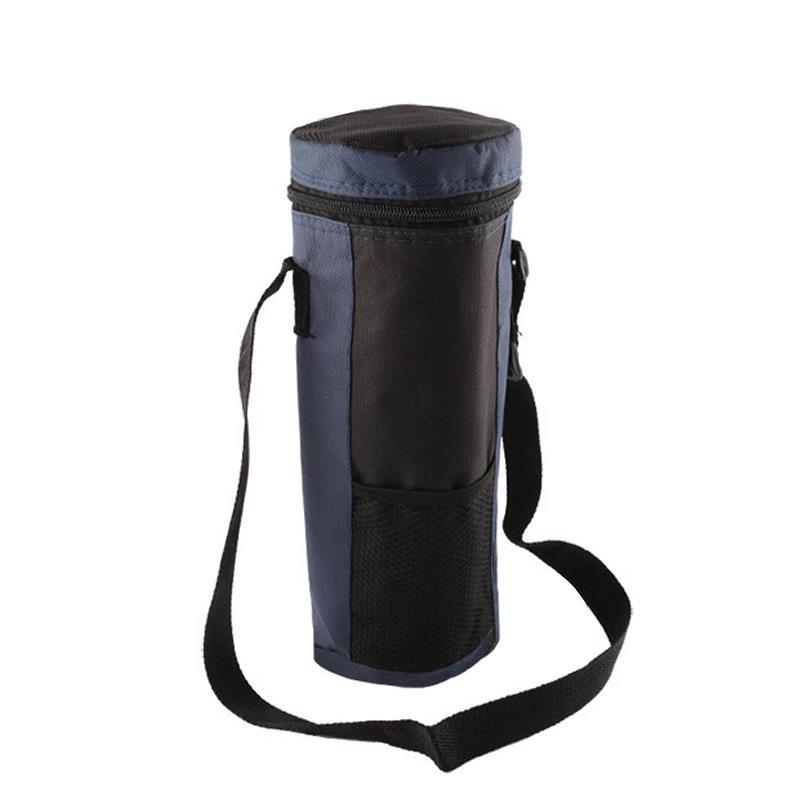 Water Bottle Cooler Tote Bag Insulated Holder Carrier Cover Pouch For Travel YS-BUY
