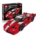 Factory sales Lepin 21009 Creative Series The Out of Print FXX 1:17 Racing Car F1 Car Set Building Blocks Bricks Toys 8156