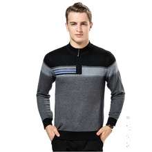 2016 new male high quality fashion Light comfortable soft Knitting wool pullover men winter autumn casual brief warm sweater top