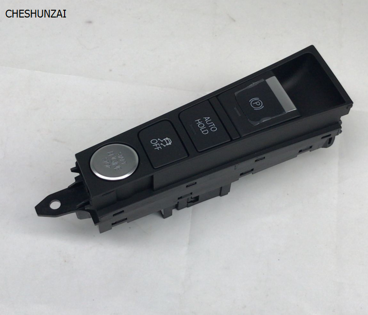 cheshunzai stop start switch handbrake parking switch for vw cc passat b7 3ad 927 137 b. Black Bedroom Furniture Sets. Home Design Ideas