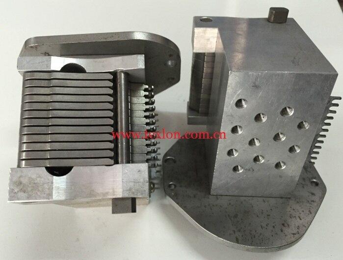 Lonati L400 чулочно носочная вязальная машина с L411P 7 Применение 12 рычаги приводы