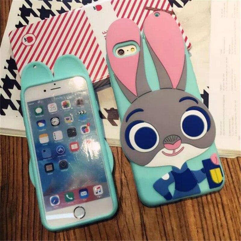 coque iphone 6 zootopia