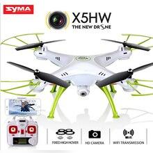 D'origine Syma X5HW (X5SW Mise À Niveau) racing selfie Dron FPV Quadrocopter drone avec Caméra HD 2.4G 4CH RC Hélicoptère wifi USB Jouet