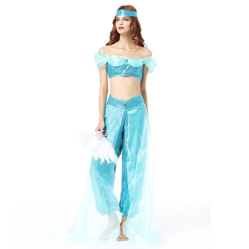 sexy arabic costume dance costume women backless India halloween costumes for women adult sexy carnival costumes womens