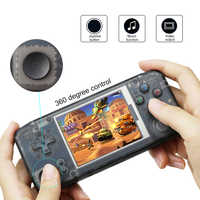 Handheld Game Console 3.0 Inch Console 16G ROM Built-in 3000+ Different Games Support For NEOGEO/GBC/FC/CP1/CP2/GB/GBA