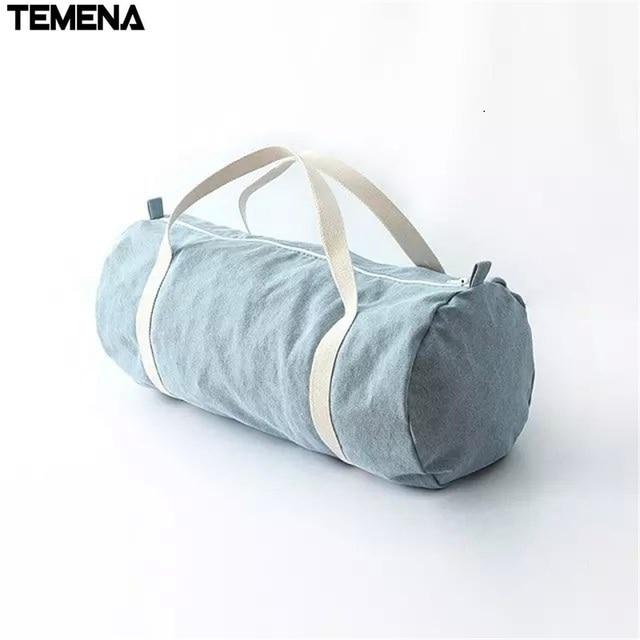 3216fb1ad4bb Canvas Sports Bag Training Gym Bag Men Woman Fitness Bags Multifunction  Handbag Outdoor Sporting Tote For Women bolsa deporte