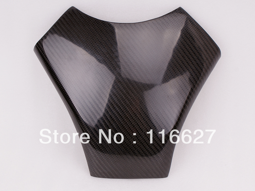 Freeshipping Carbon Fiber Fuel Gas Tank Protector Pad Shield For Honda CBR1000RR 2008-2011 arashi motorcycle radiator grille protective cover grill guard protector for 2008 2009 2010 2011 honda cbr1000rr cbr 1000 rr