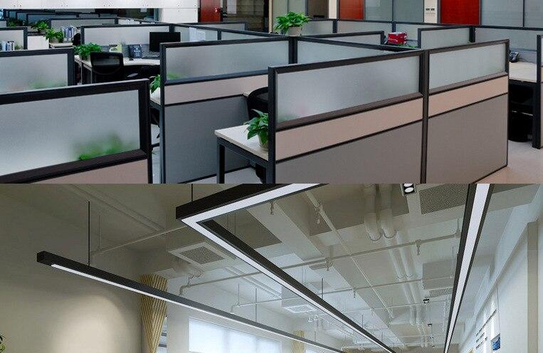 Ufficio edificio per uffici luce lampadario illuminazione centri