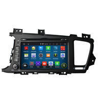 Android 7.1 Car Stereo GPS Navigation Sat Nav 3G CD Radio player MP3 Multimedia Player Bluetooth For HDMI KIA K5 OPTIMA
