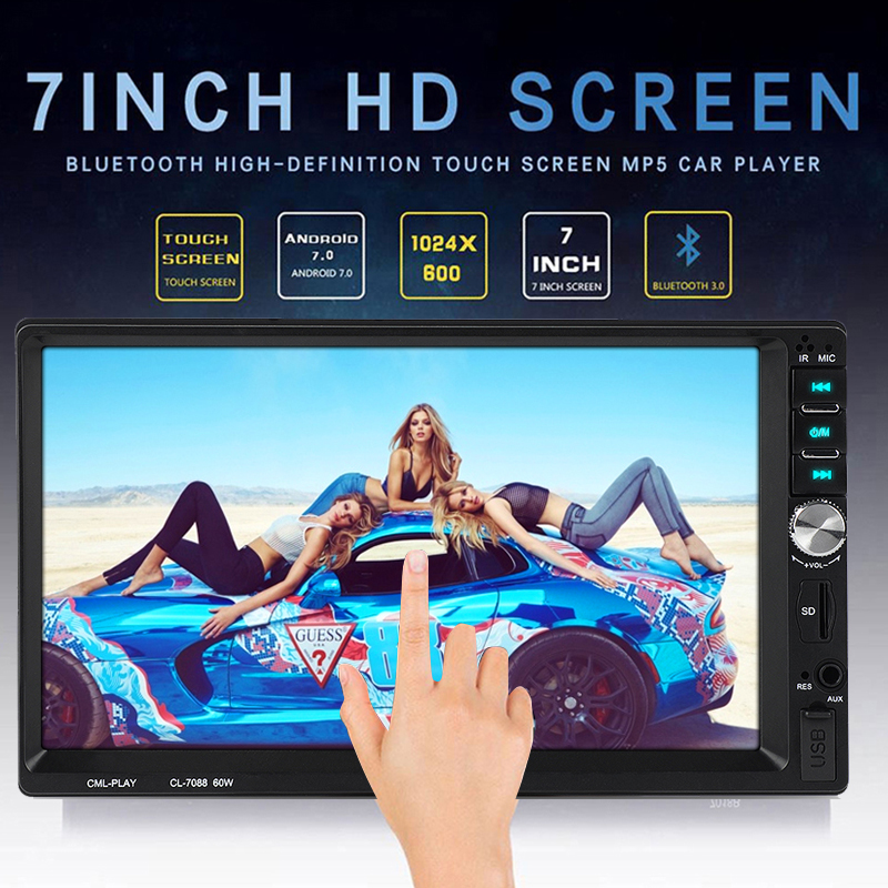 Worldwide delivery mirror mp5 car player in NaBaRa Online
