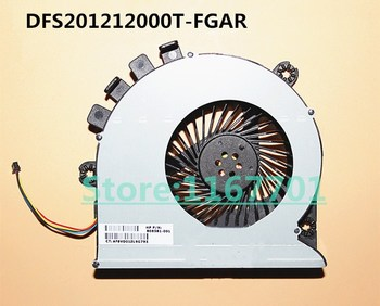 New ORG Laptop CPU Cooling Fan For HP All-in-one GEN PRO AIO20 ENT15 400G2 400 G2 808581-001 DFS201212000T-FGAR BUB1112DD-A6X