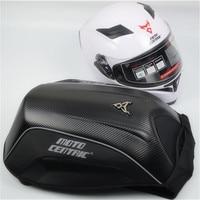 30 48L New Brand Waterproof Motorcycle Backpack Carbon Fiber Mochila Moto Helmet Bag Men Motocross Storage Bags For Kawasaki