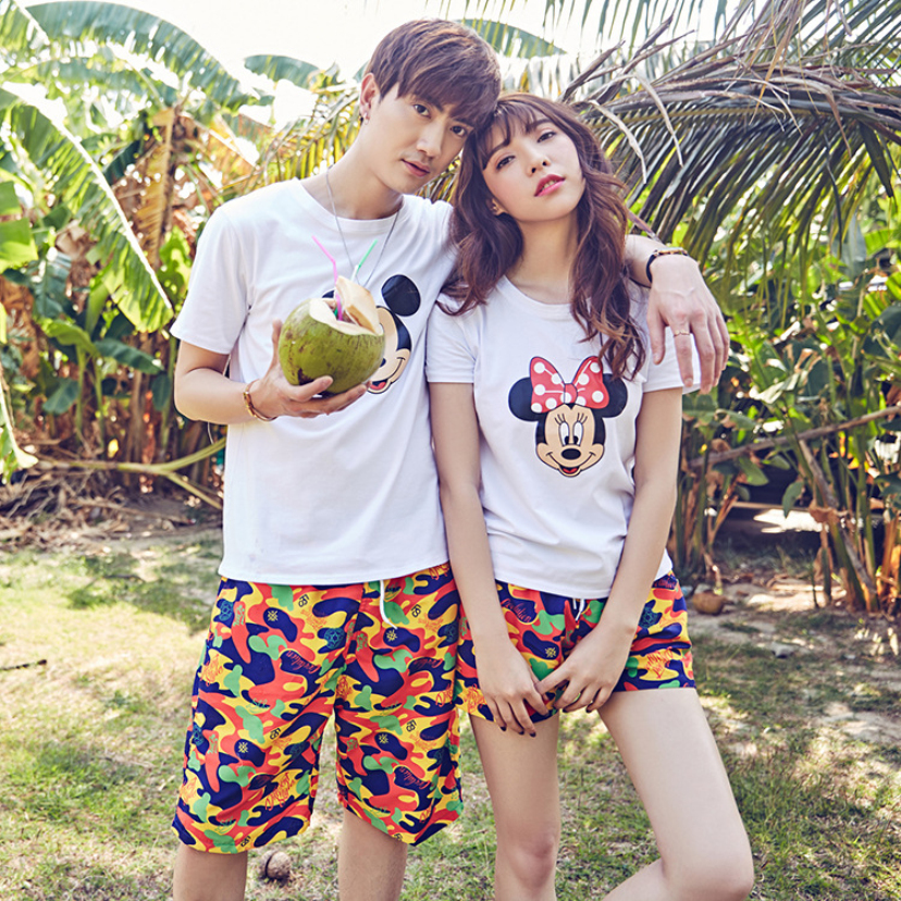 Aliexpress of high sales of beach pants Leisure dazzle camouflage high quality beach pants Lovers beach