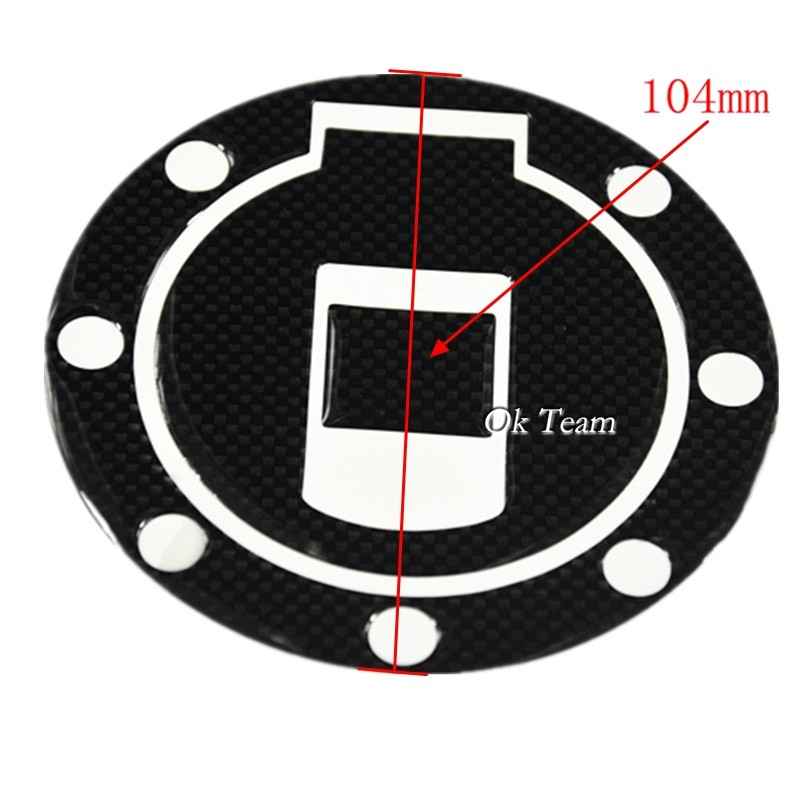 Universal-Motorcycle-Carbon-Fiber-Tank-Pad-Tankpad-Protector-Sticker-Cover-1pcs-R6-Z600-Z800-Z1000-Free