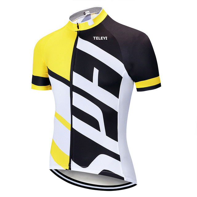 2018 TELEYI SPECIAL Cycling jersey SHORT SLEEVES PRO bike shirts ropa  ciclismo mens summer breathable BICYCLING top Maillot 3c2e77df3
