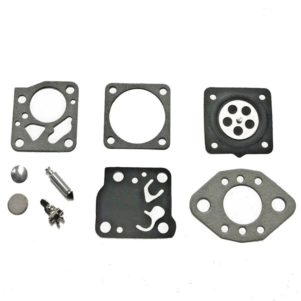 1 Piece Carb Carburetors Repair Kit Replacement Power Equipments For Tillotson RK-13HU/RK-14HU Tool Parts