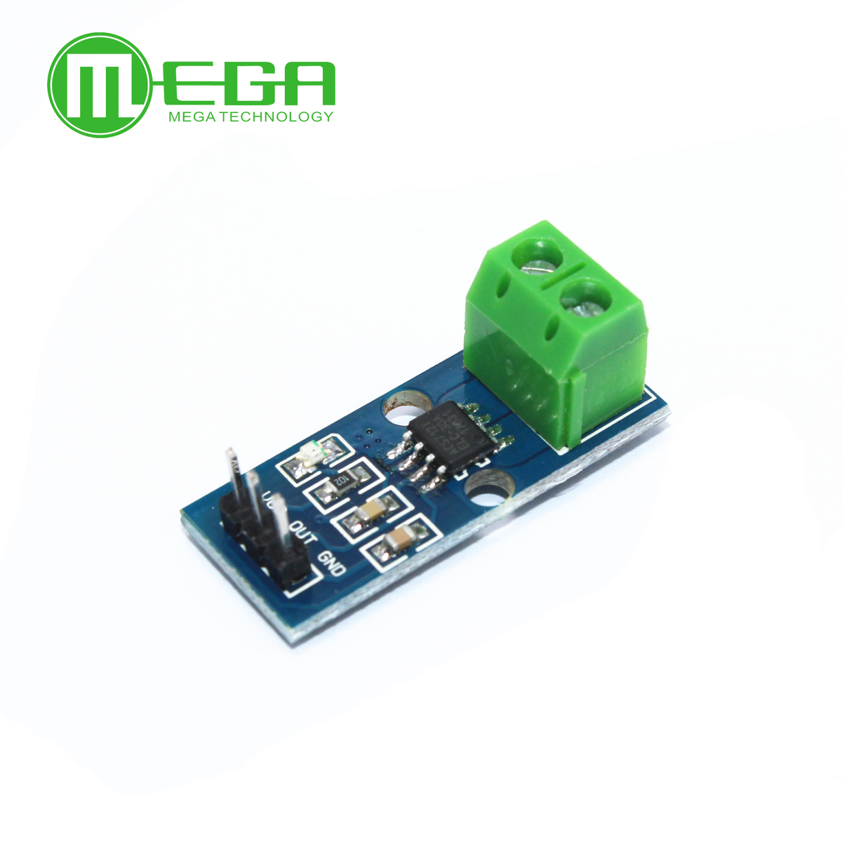 <font><b>10PCS</b></font> 30A Hall Current Sensor Module <font><b>ACS712</b></font> model 30A image