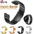 22MM bande en acier inoxydable pour Garmin Fenix 5/6/5 Plus/Forerunner 935 945 Bracelet intelligent Bracelet rapide en métal Bracelet de montre Correa