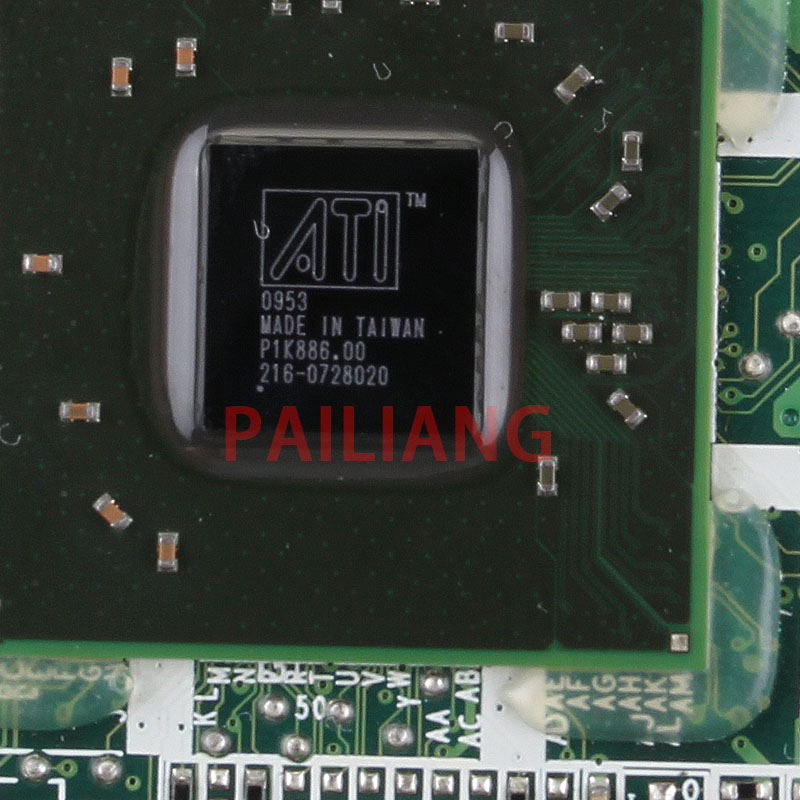 US $63 28 6% OFF|PAILIANG Laptop motherboard for DELL Inspiron 1564 PC  Mainboard 06T28N DAOUM3MB8E0 tesed DDR3-in Motherboards from Computer &  Office