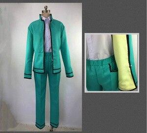 Image 3 - Pour Saiki Kusuo no Psi Nan Cosplay Costumes la vie désastreuse de Saiki K. Hommes ensemble complet vêtements uniforme