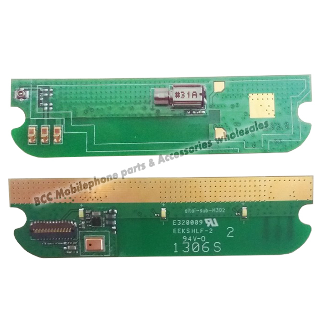 Original USB Micro Dock Charging Port PCB Board+Vibrator For Lenovo A820 Charge Charger Connector Microphone Board Cable