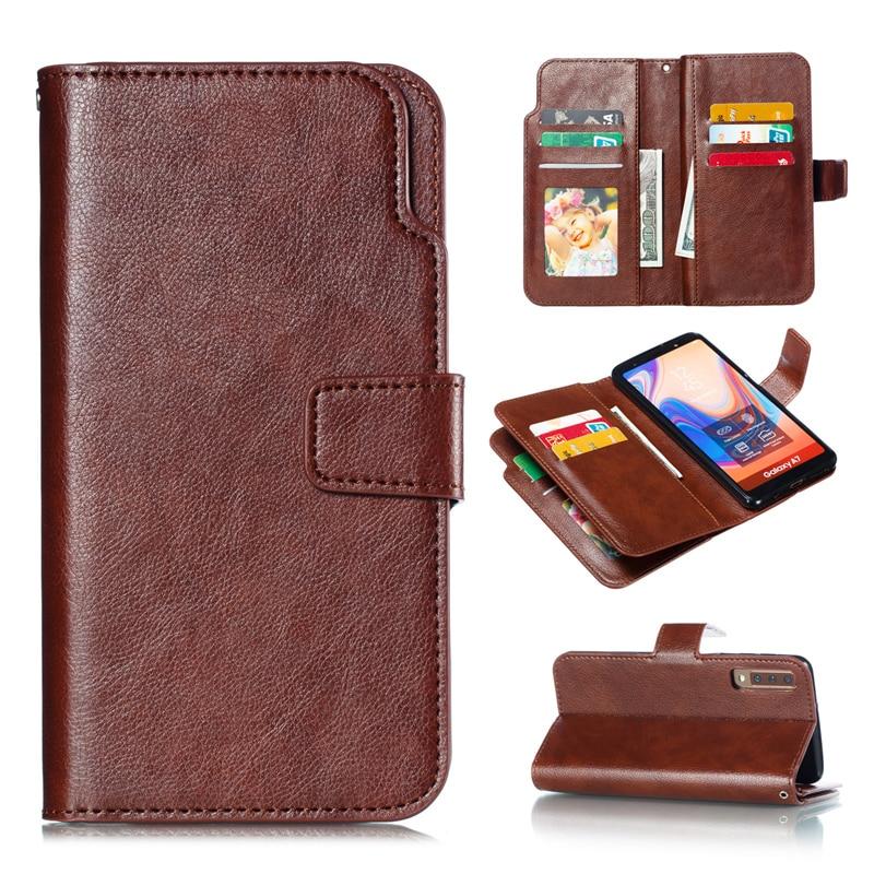 HTB1 1pfJNYaK1RjSZFnq6y80pXab Wallet A90 A80 A70 A60 A50 S A40 A30 A20 E Flip Cover Leather Case For Samsung Galaxy A5 A7 2017 A6 A8 Plus 2018 Phone Coque Bag