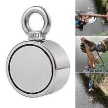 Porte-clés magnétique puissant, anneau de crochet magnétique, 600lm