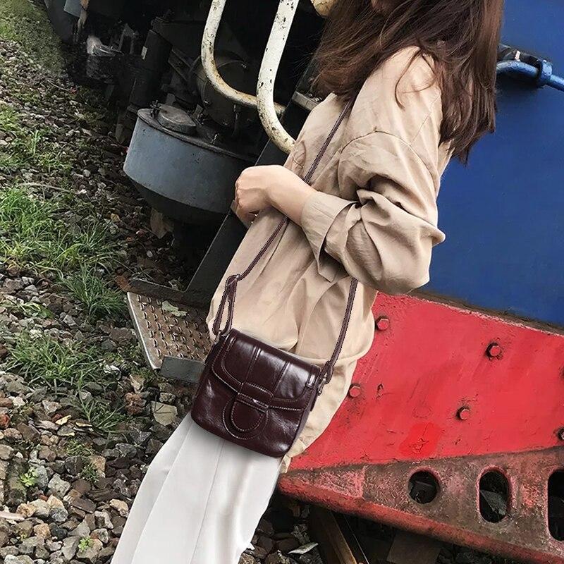 2244.25руб. 50% СКИДКА|Cobbler Legend сумка из натуральной кожи летние маленькие сумки для женщин 2019 кошельки и сумки винтажные через плечо мини сумка|Сумки с ручками| |  - AliExpress