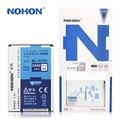 Nohon bateria original para lg g3 d858 d855 d830 f400l d850 d851 vs985 alta capacidade 3000 mah pacote de varejo