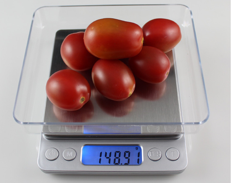 Best sale 3000g x 0 1g Digital LCD Electronic Kitchen Fruit Food Diet Postal balance Weighing