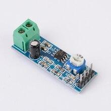 LM386 аудио Усилители домашние Модуль совета 5 В-12 В Регулируемое сопротивление