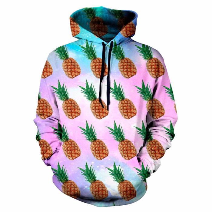 yoprnt_pineapple-pastel-galaxy-texture_hoodie