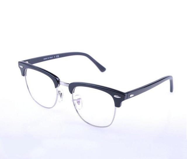 3d26c1622bd13 Mulheres homens Melhor Qualidade Óptica 5154 Prancha Quadros miopia  hipermetropia astigmatismo Lente do Olho Óculos De