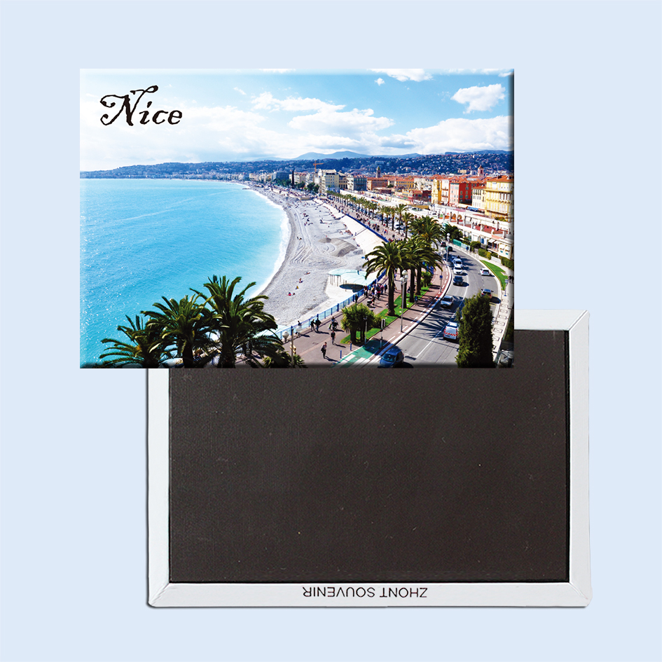 Nice Fridge Magnets 21623 Tourisme Français