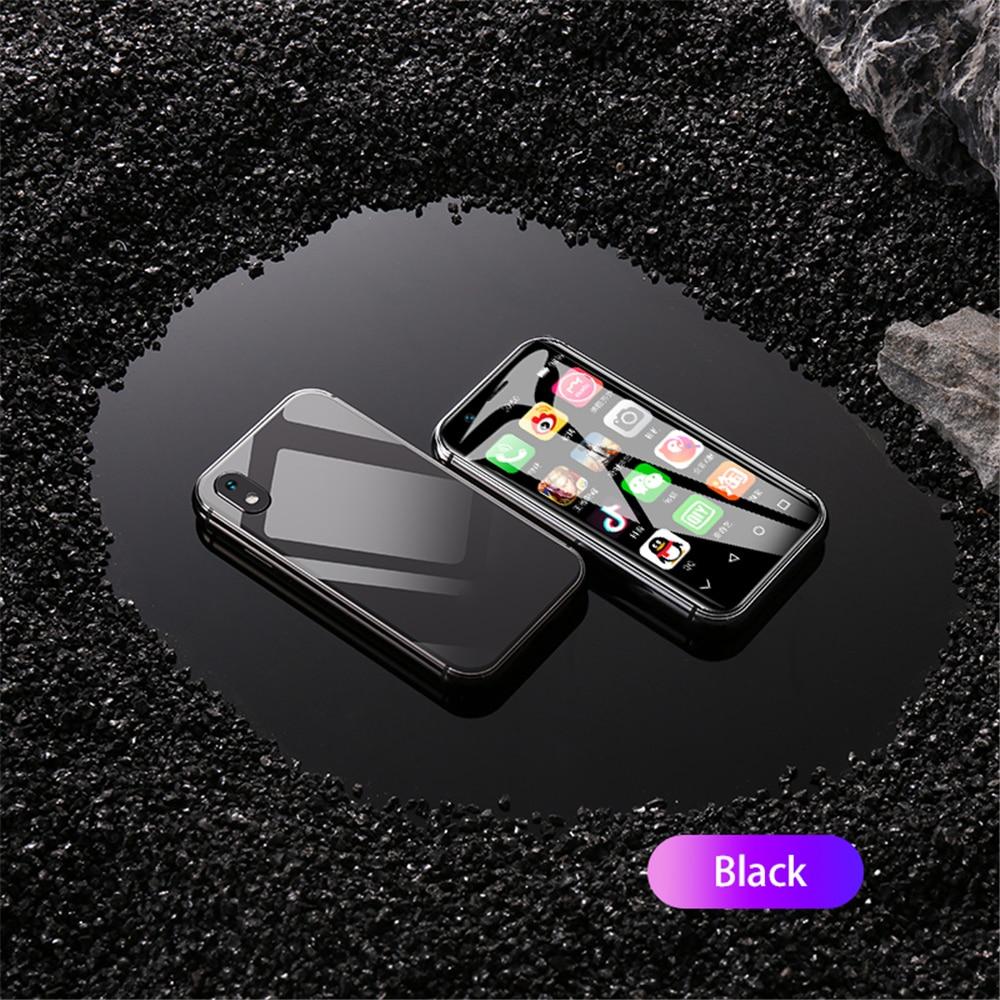 SCO Mini Dual Card Ultra thin Smart Card Mobile Phone Built in Google System