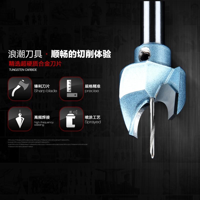 Diametro 6mm Fresa in metallo duro integrale Router Bit Buddha - Macchine utensili e accessori - Fotografia 3