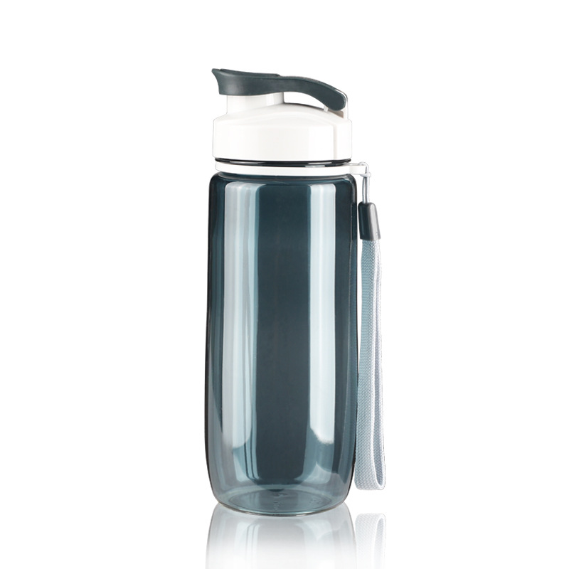 PURANKA My Xmas Gift Bottle 600ML Tour Outdoor Sport School Leak Proof Seal Water bottle Plastic Tritan Drinkware BPA Free