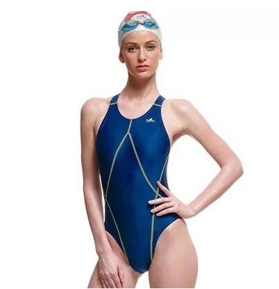a680c2453 Novo! competição de natação do Lycra Collant. collant de ginástica ...