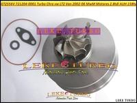 ターボカートリッジ CHRA GT2556V 721204-5001 S 721204 062145701A フォルクスワーゲン VW LT II 2 バン 2002-06 ため MWM MOTORES 2.8L AUH 158HP